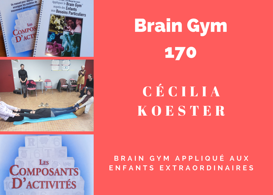 Brain gym pour les personnes aux besoins spécifiques