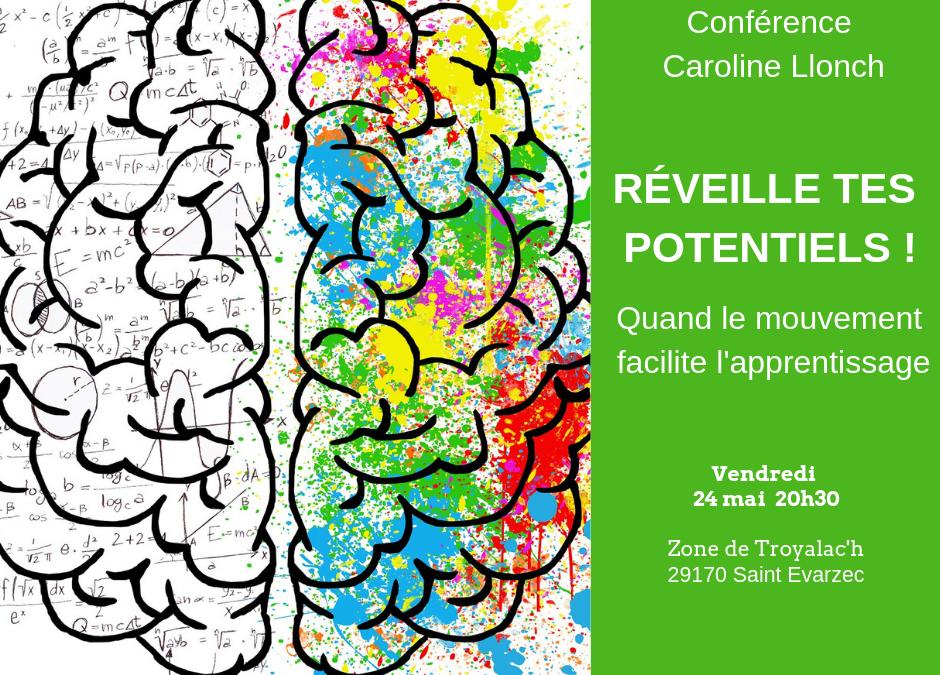 Conférence le 24 mai 2019