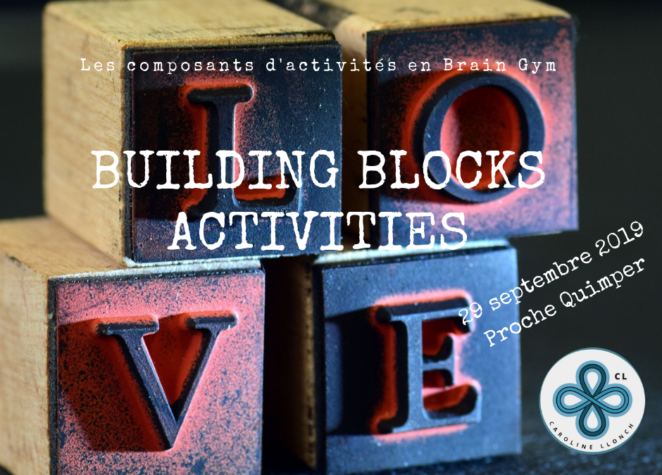 Building Blocks Activities